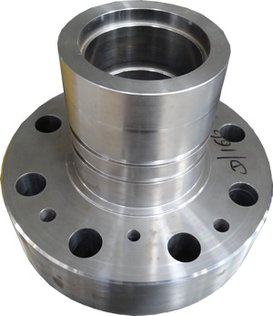 Open Die Forging Components